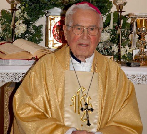 Monseñor Pavel Hnilica