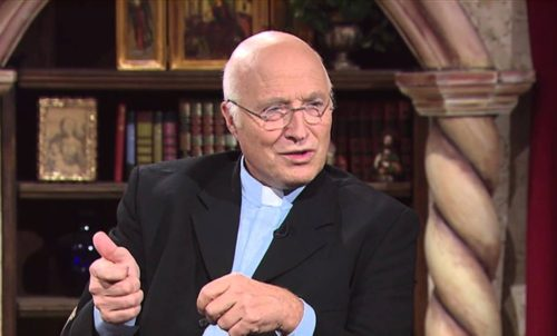 Padre Leo Maasburg