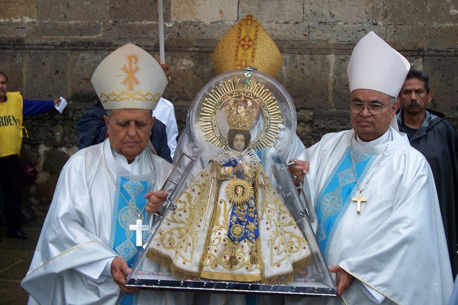 La Pacificadora: Nuestra Señora de la Expectación de Zapopan, México (12 oct, 18 dic, 18 ene)