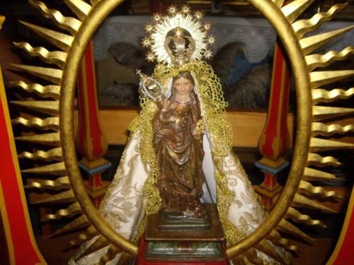 Virgen de Guadalupe islas canarias