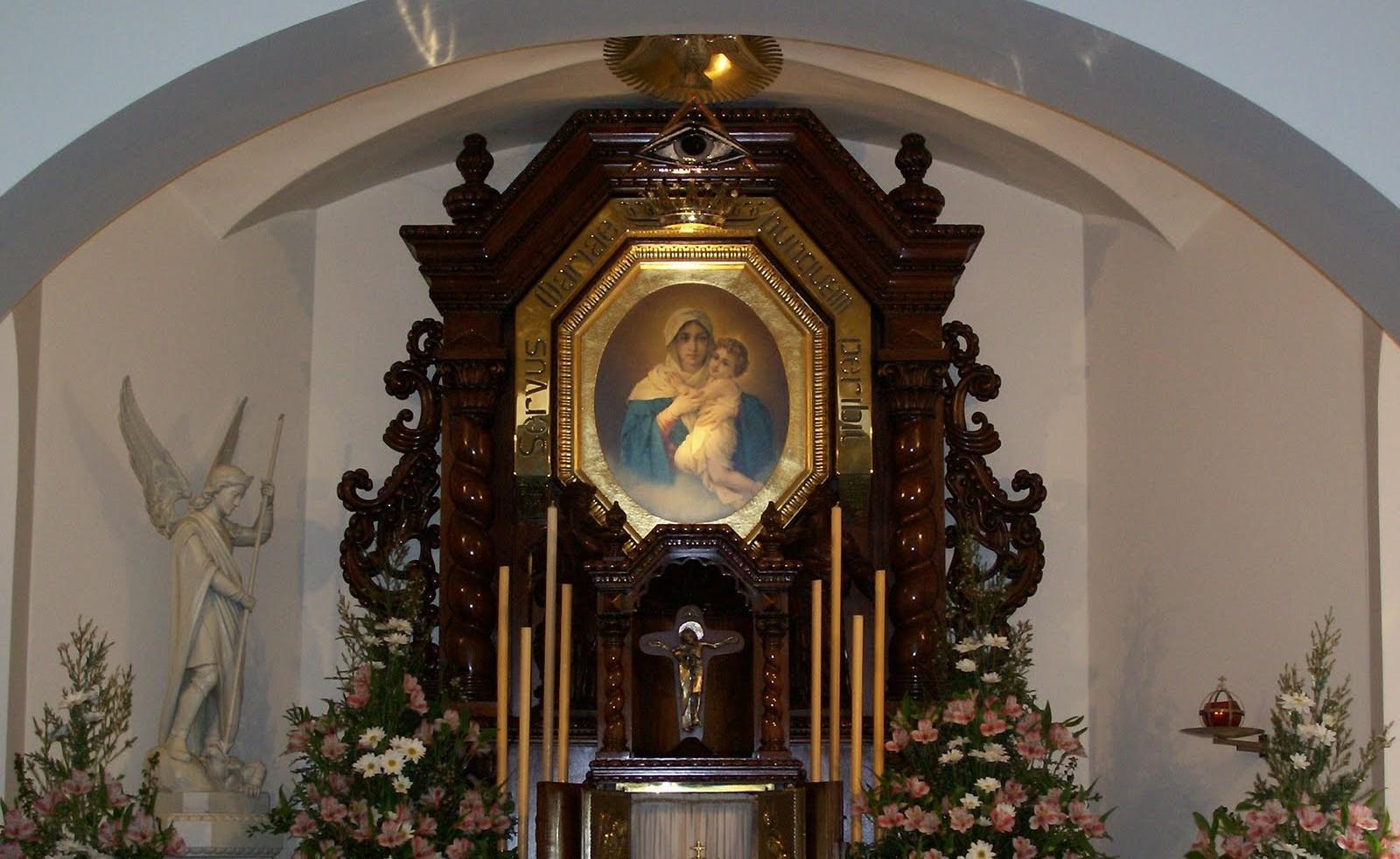 Nuestra Señora de Schoenstatt, la Tres Veces Admirable, Alemania (18 oct)