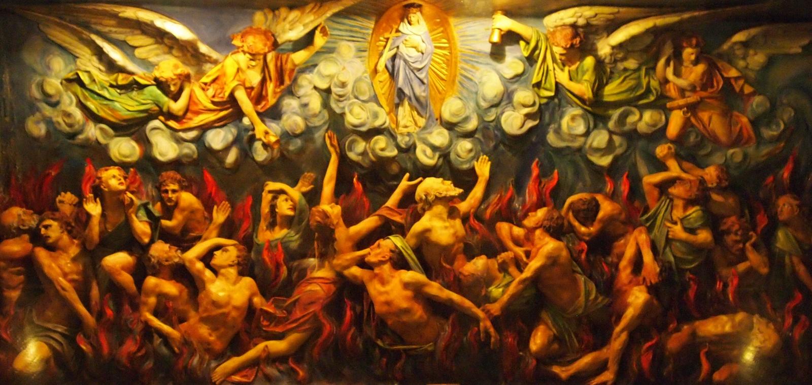 ¿Qué le han Dicho las Almas del Purgatorio a María Simma?