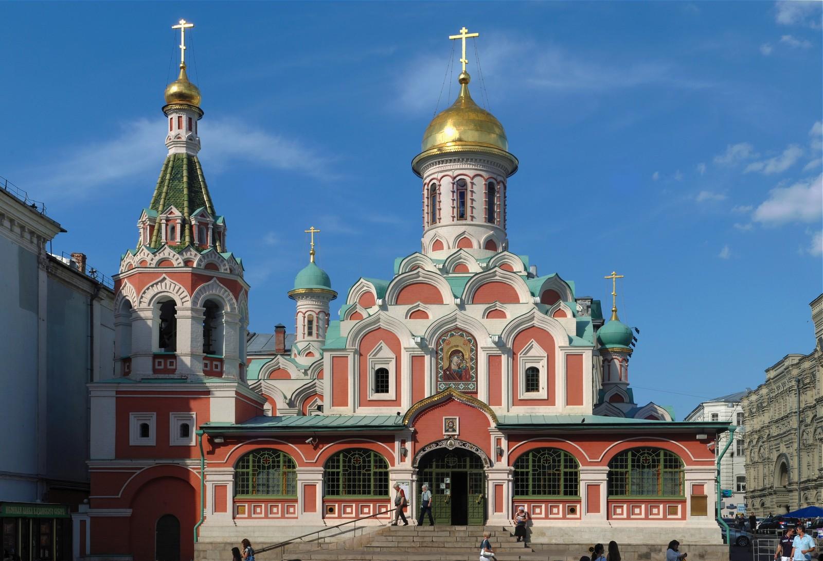 La Protectora del Pueblo Ruso: Nuestra Señora de Kazan, Rusia (22 de Octubre y 21 de julio)