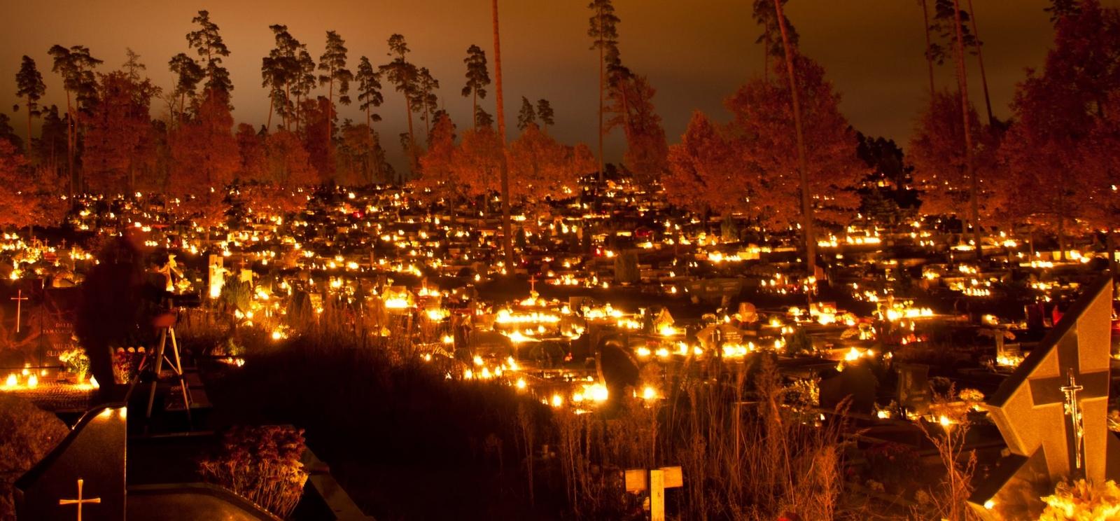 Que Significan los Símbolos de la Noche de HALLOWEEN