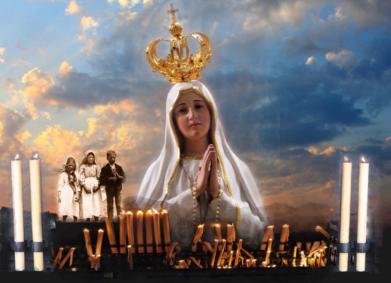 ¿Cómo Dios Movió su Mano en el Milagro del Sol de Fátima?