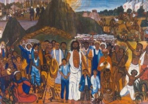 cristo de la teologia de la liberacion