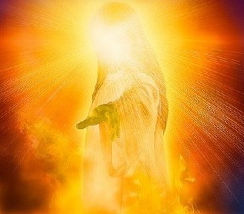 cristo glorificado luminoso