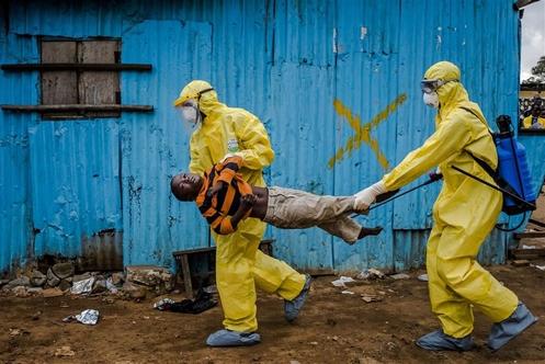 ebola en liberia