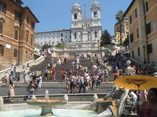 iglesia Trinità dei Monti