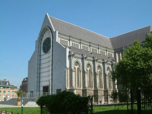 iglesia de la treille