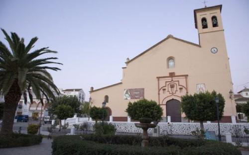 iglesia de la virgen del martirio