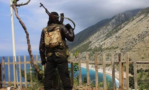 jihadista en siria