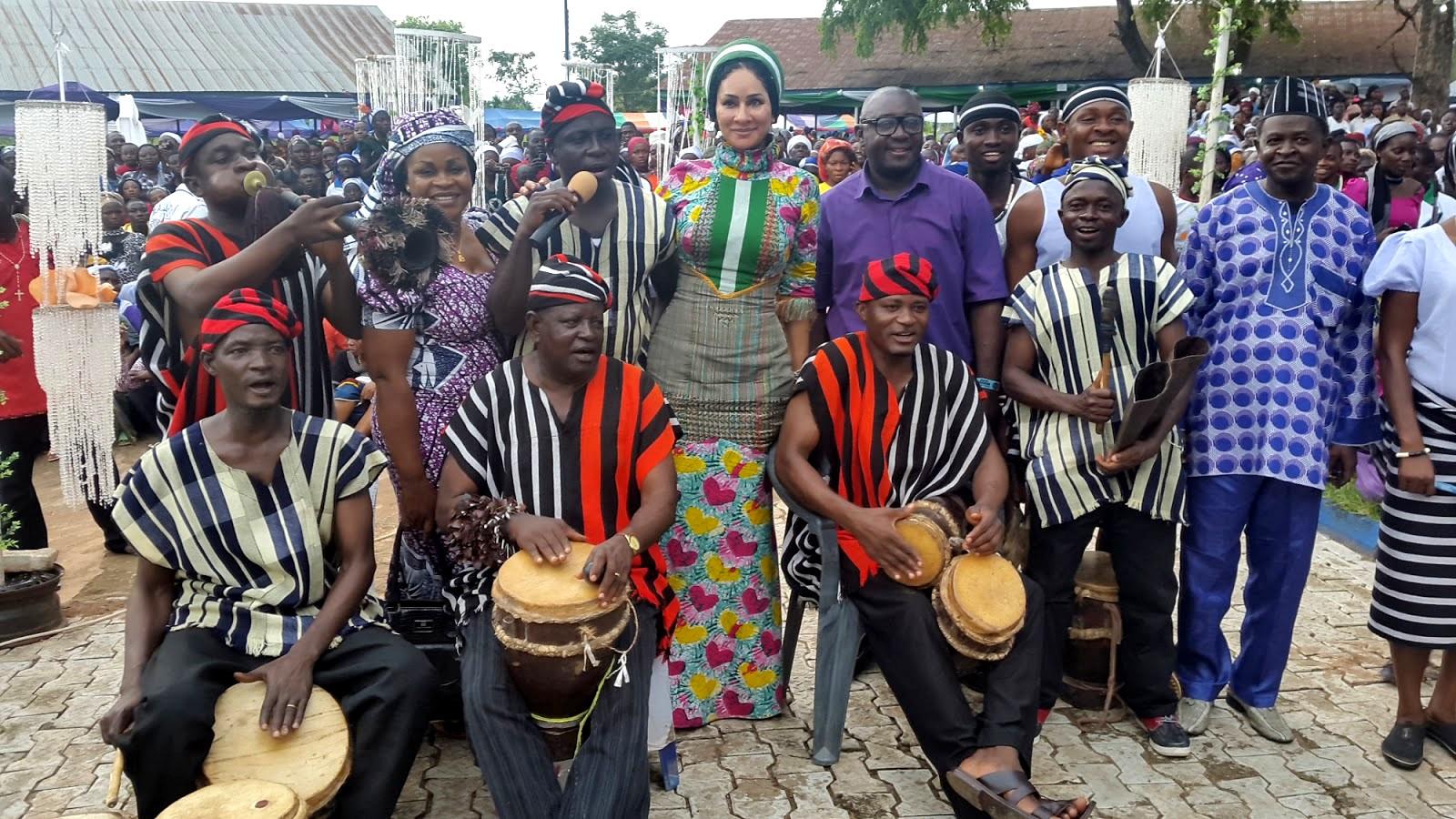 Mediadora de Todas las Gracias de Aokpe, Sucesora de las Grandes Apariciones, Nigeria (oct)