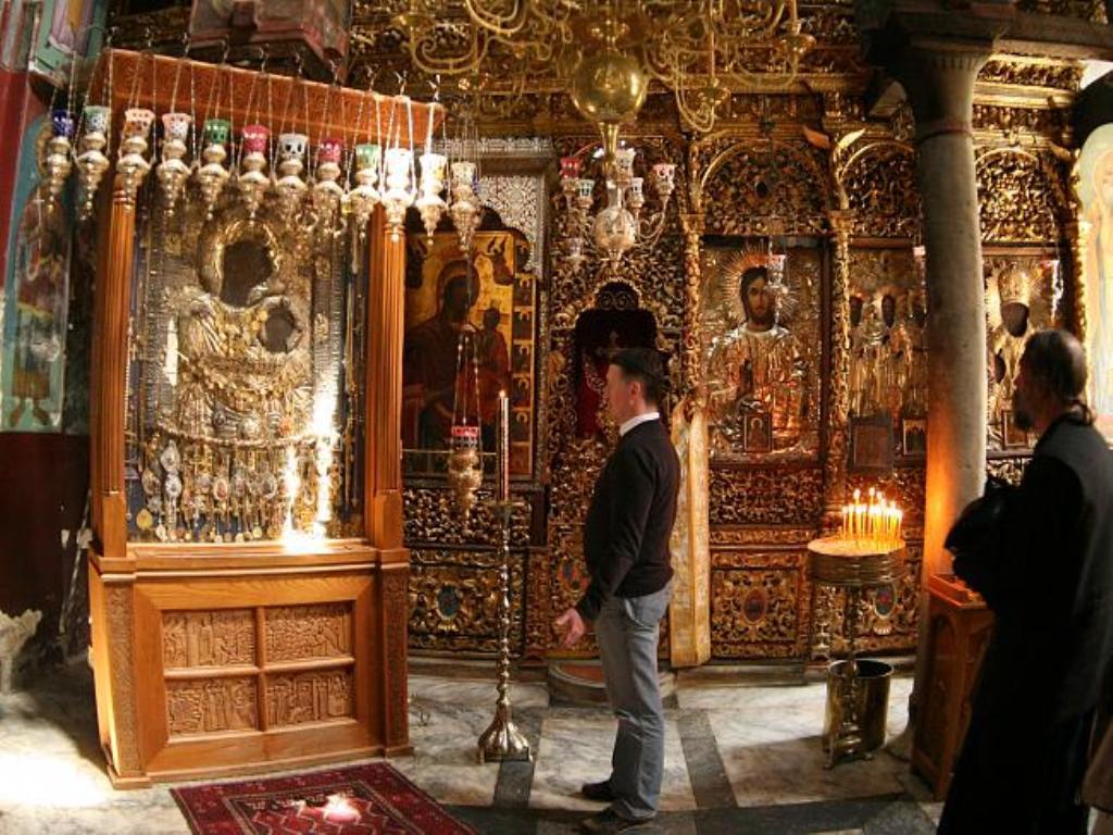 Uno de los Iconos más Milagrosos: Panagia Portaitissa, Ortodoxo (24 nov, 25 feb, 9 y 26 de oct)