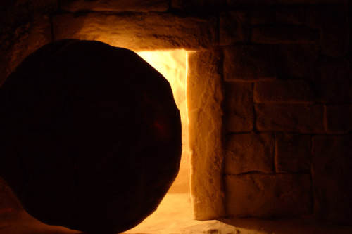 stone of the resurrection