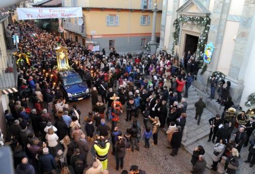 procesion de oropa en biella