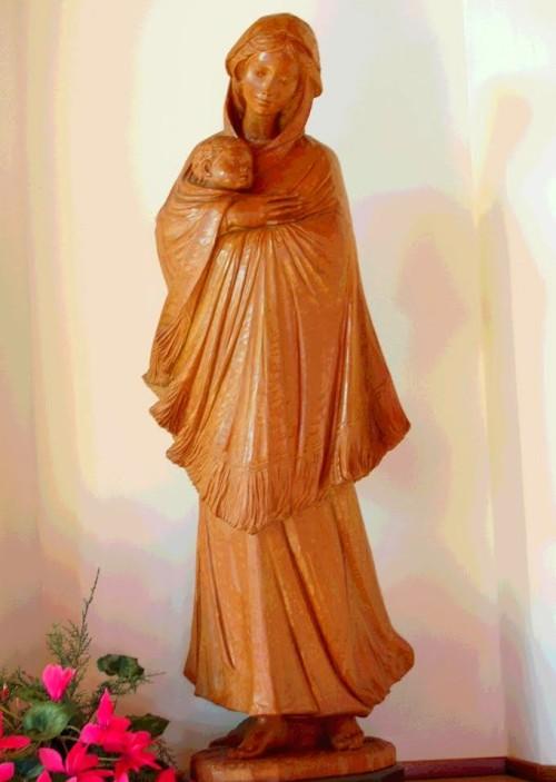 santa maria de la pampa de pie