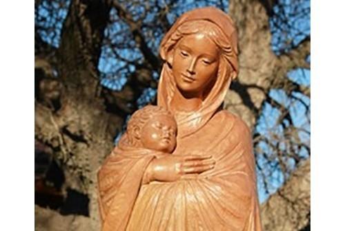 santa maria de la pampa medio cuerpo con blanco