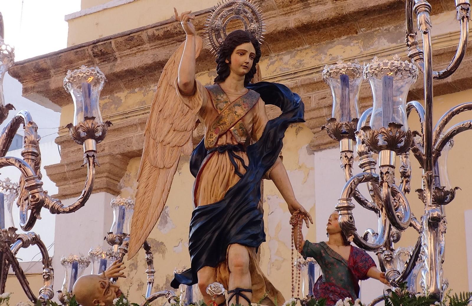 Fiesta de los Ángeles de la Guarda, nuestra Custodia Permanente (2 oct)