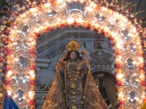 virgen de andacollo para procesion