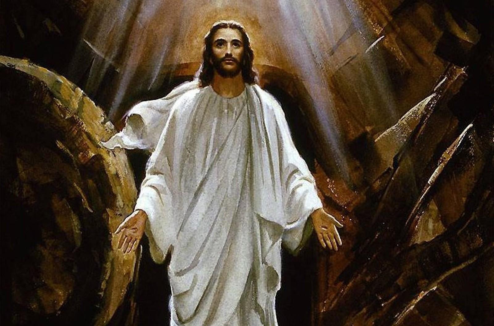 Jesucristo resucitado fondo