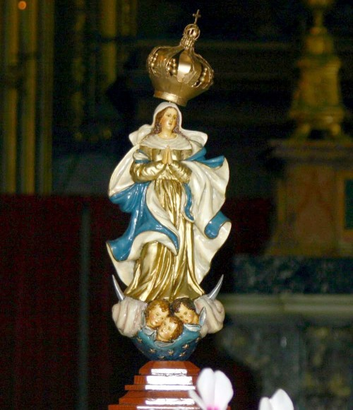 Virgen de los 33