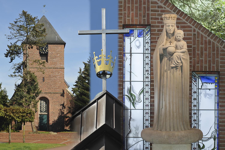 Nuestra Señora de Heede, da Grave Advertencia al Mundo, Alemania (1º nov, 2º dom jun)
