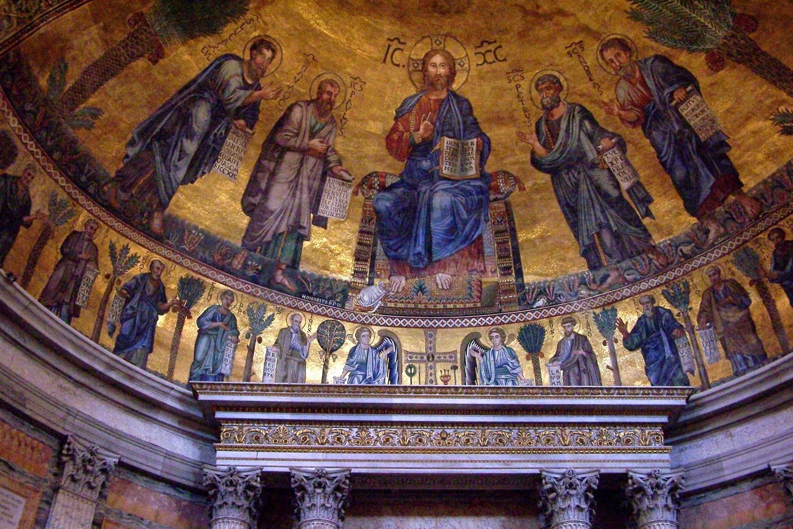 Basílica San Pablo Extramuros, la 2ª Más Grande de Roma (18 nov)
