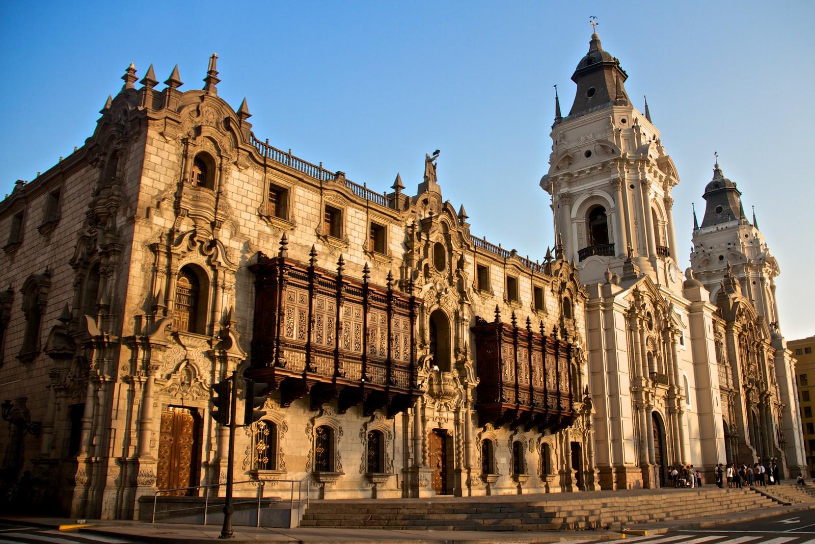 Prodigio en un Terremoto: Nuestra Señora del Milagro de Lima, Perú (27 nov y 19 jul)