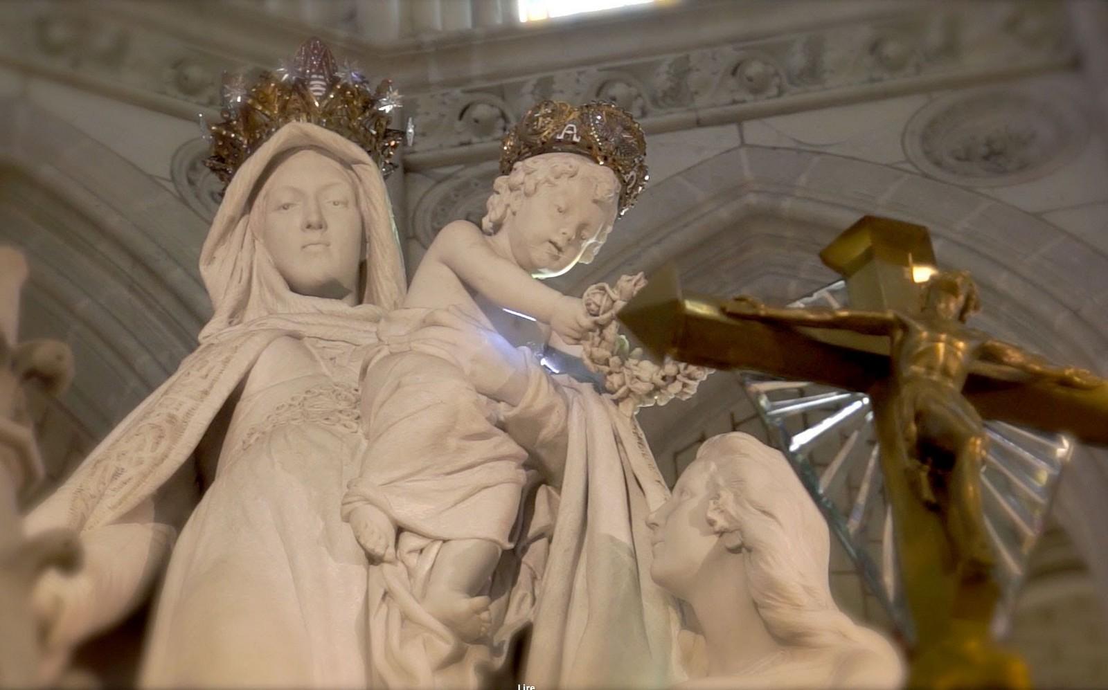 Nuestra Señora de Montligeon, la Liberadora del Purgatorio, Francia (2 nov)
