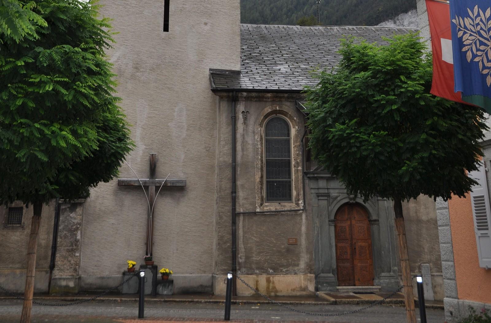 Intercedió para Derrotar a los Saboyanos: Nuestra Señora de las 7 Alegrías de Sembracher, Suiza (13 de noviembre)