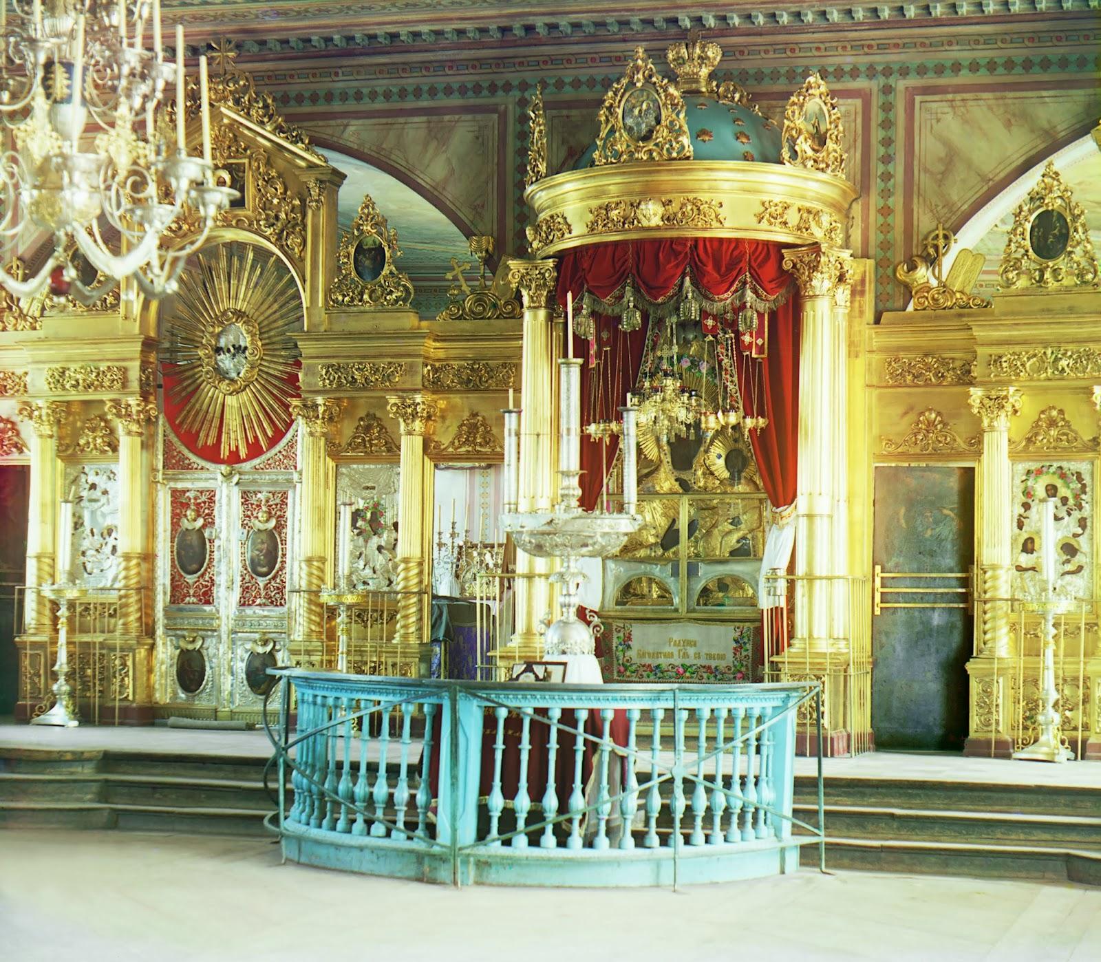Nuestra Señora de Smolensk, el Icono de la Dulzura, Rusia (5 nov)
