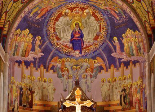 maria reina del santo rosario en ohio toledo