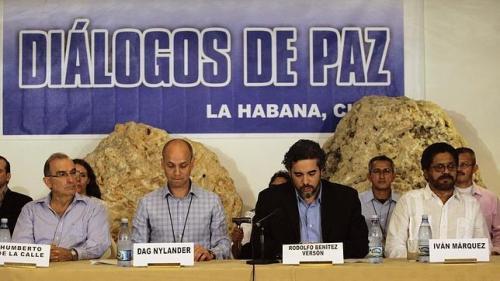 negociacion de paz en la habana colombia farc