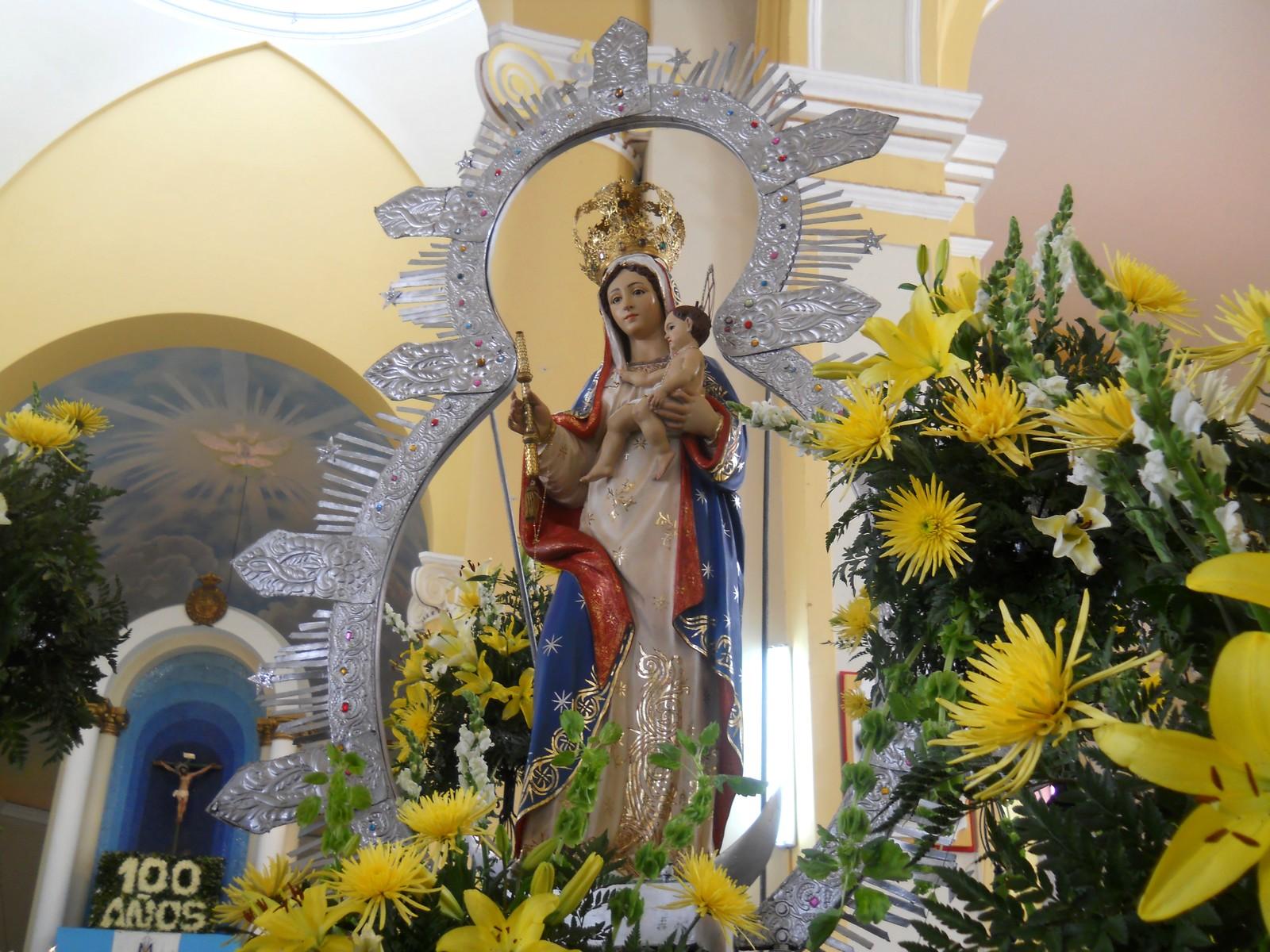 La Generala del Ejército: Nuestra Señora de Concepción de Granada, Nicaragua (23 de noviembre)