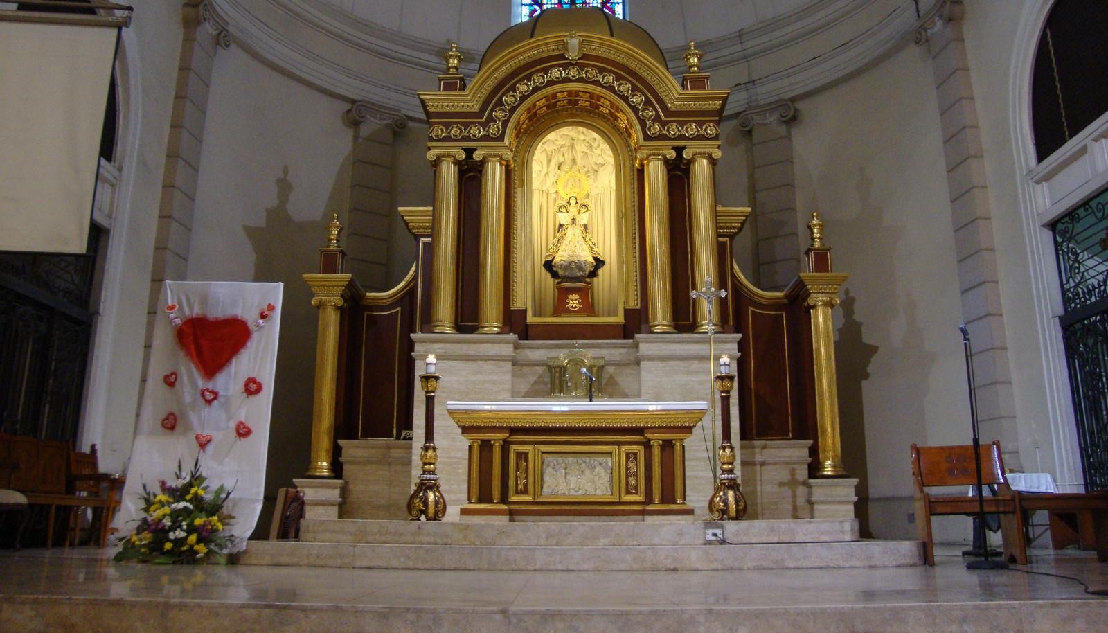 Devoción Milagrosa en Filipinas: Nuestra Señora de los Remedios de Malate, Filipinas (3º dgo nov, dic)
