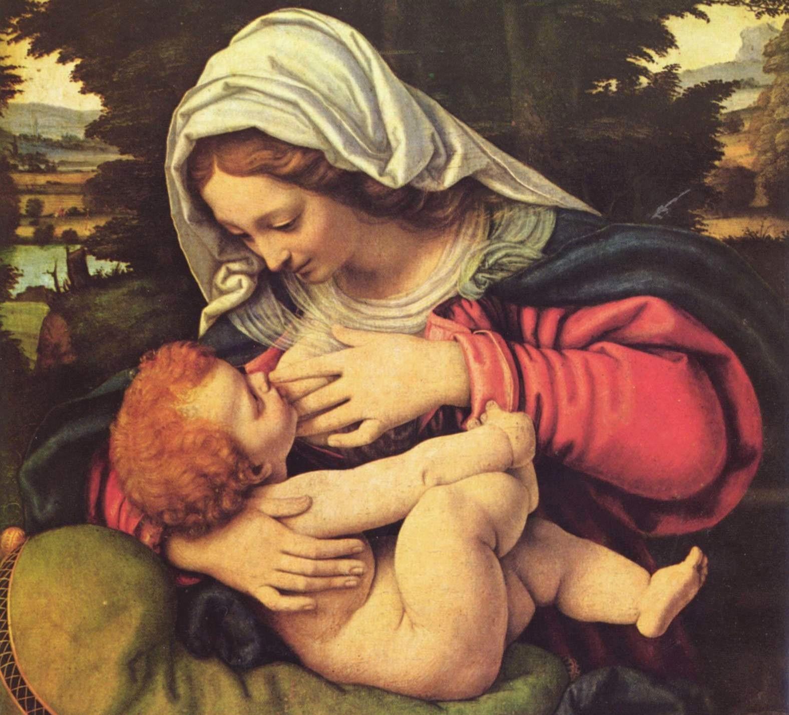 Nuestra Señora del Parto de Palhoca, muestra su Maternidad, Brasil (8 nov)