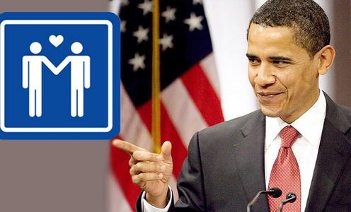 obama y homosexuales