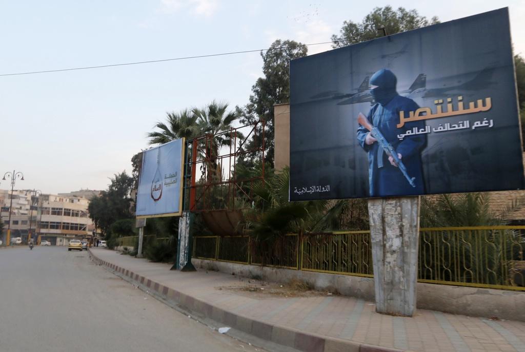 propaganda del estado islamico