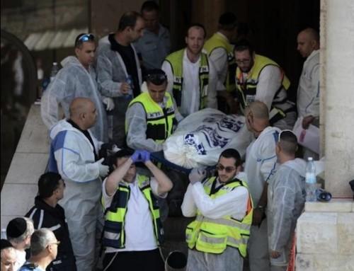 rabinos asesinados en sinagoga de israel