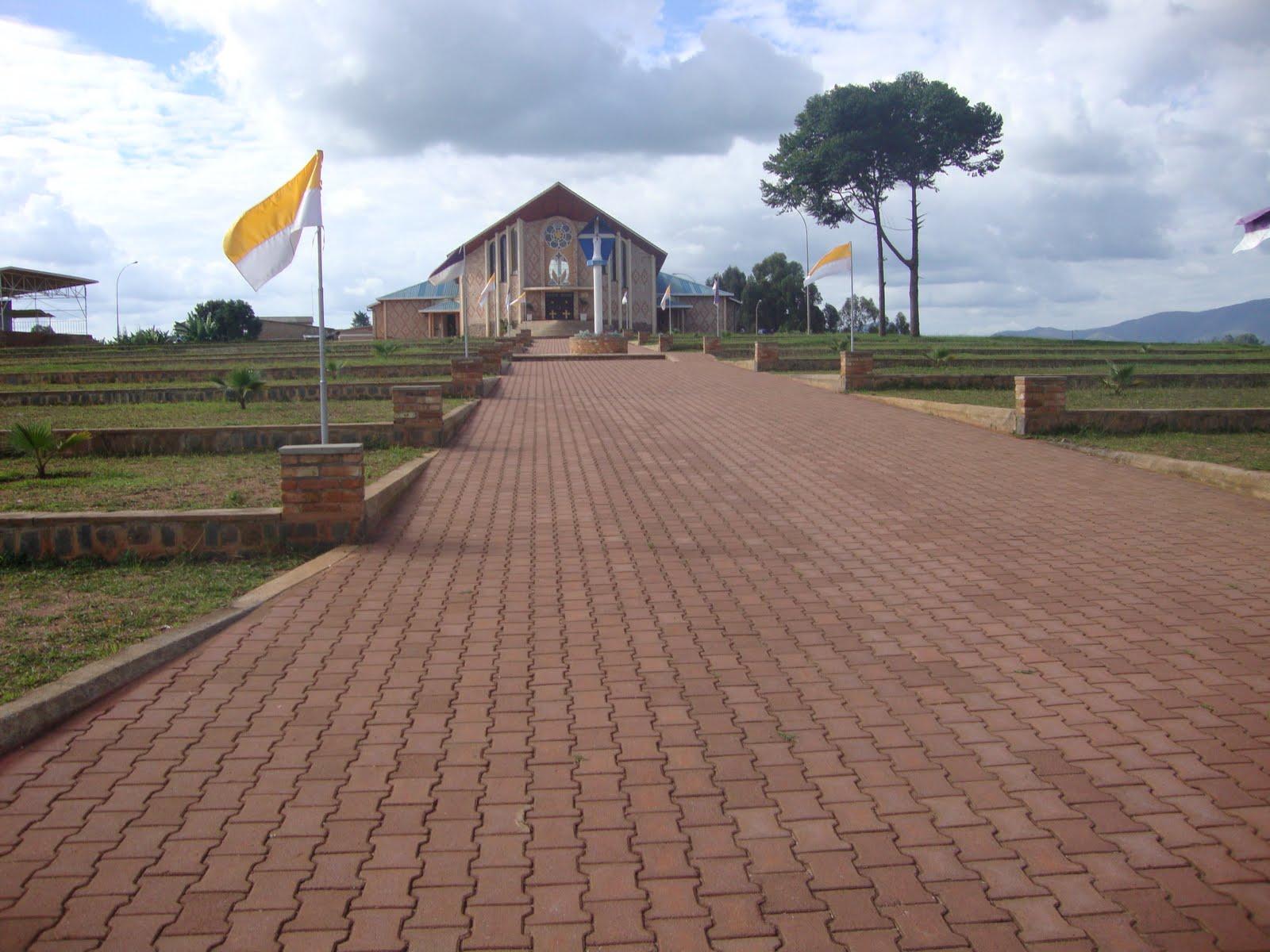 Madre del Verbo de Kibeho, con Impresionantes Profecías Cumplidas Rwanda (28 nov)