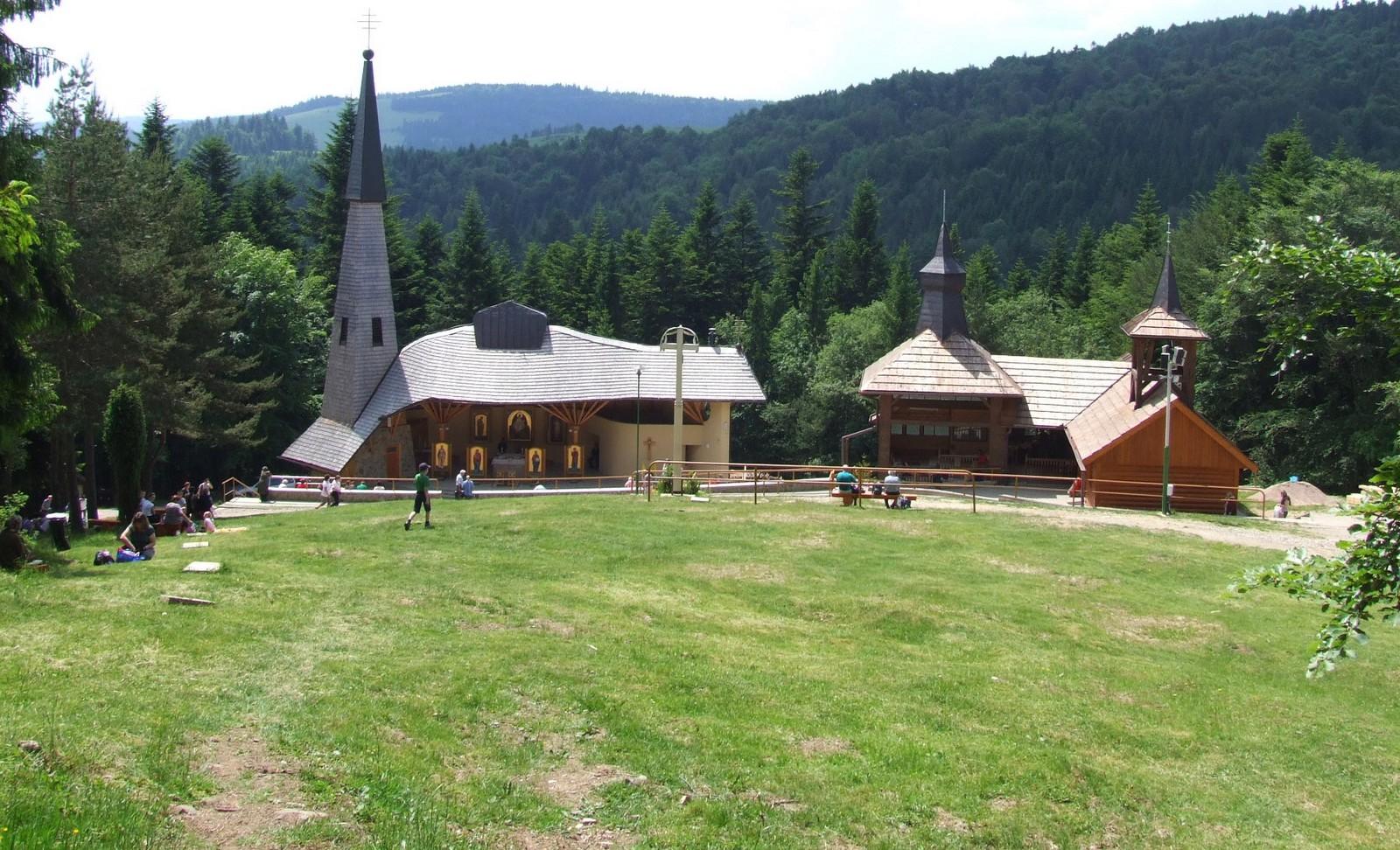 La Virgen María Habla como Sanar Enfermedades en Eslovaquia