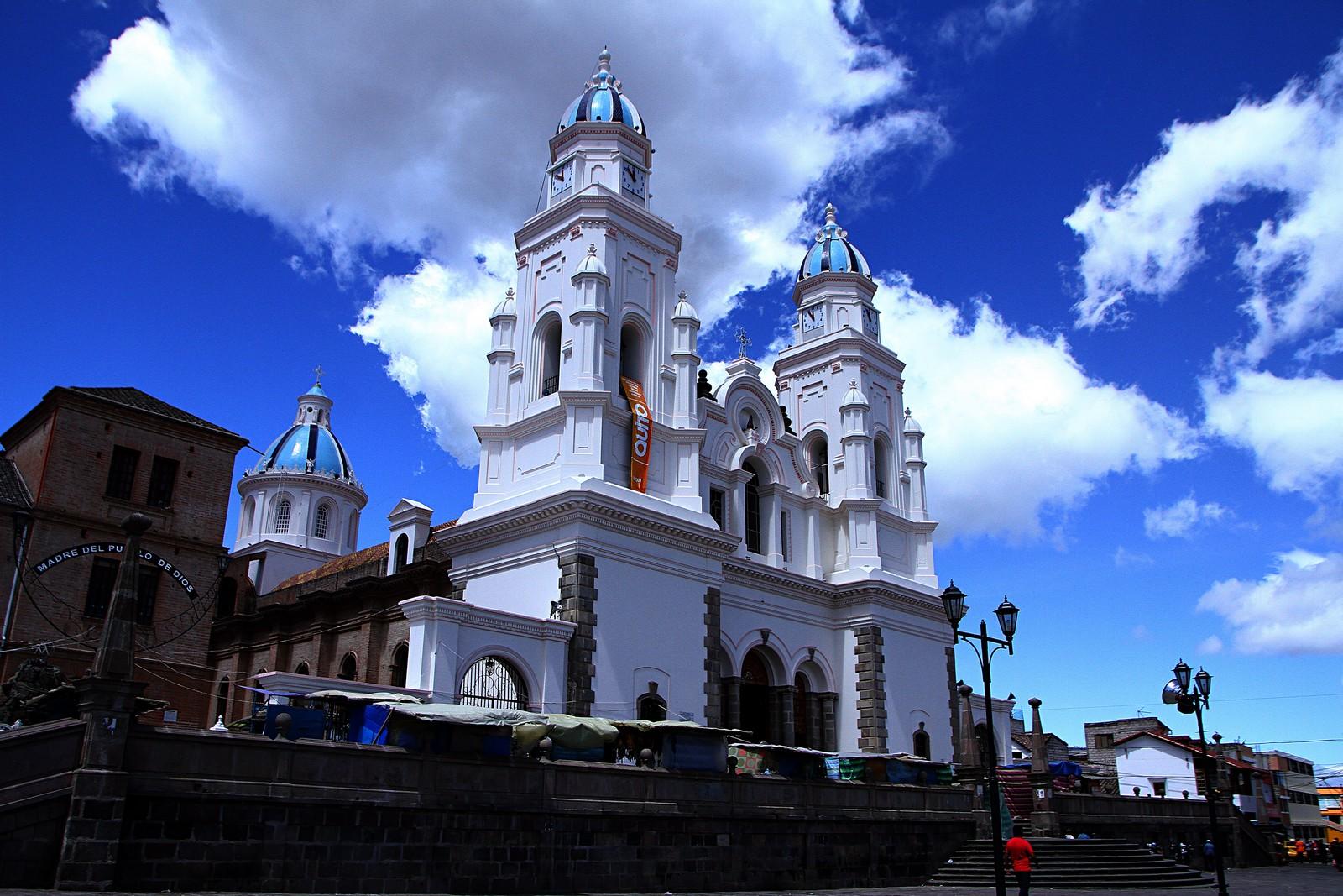 Nuestra Señora de la Presentación del Quinche, Apareció a los Indígenas, Ecuador (21 nov)