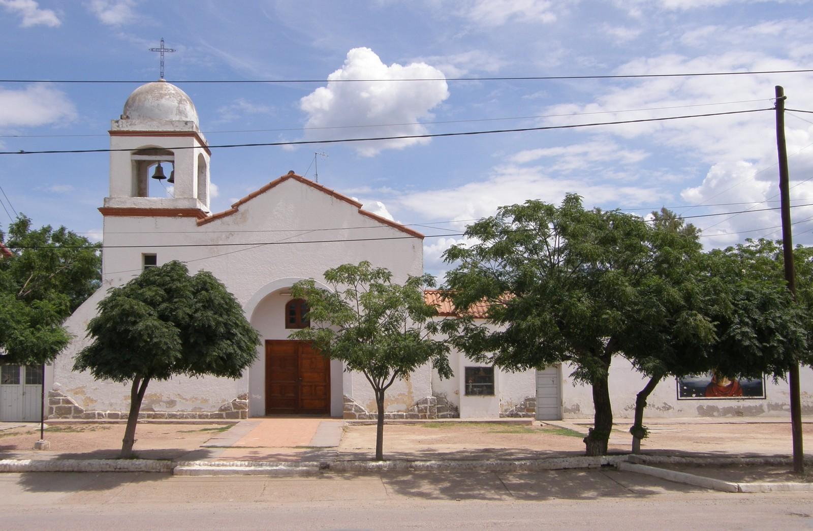 Nuestra Señora de la Consolación de Sumampa, Hermana de Virgen de Luján, Argentina (23 nov, 25 jun)