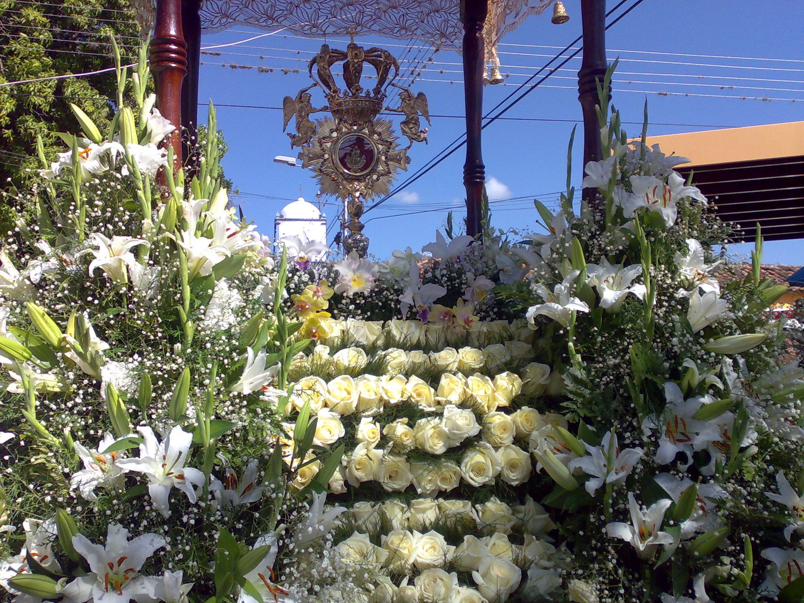 Virgen de Belén de Aragua se Apareció a un Indio, Venezuela (26 nov)