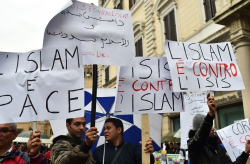el islam contra el isis