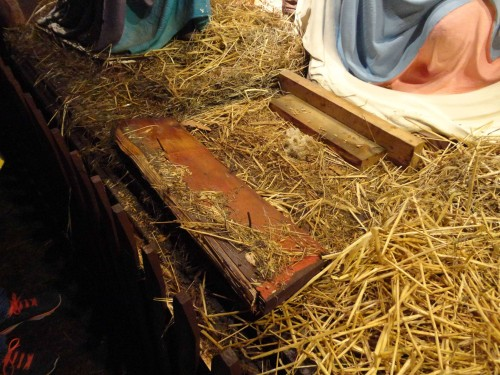 falta el nino jesus del pesebre