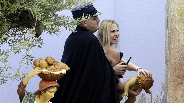 Se está extendiendo un nuevo crimen contra la Navidad, el robo del niño Jesús de los pesebres