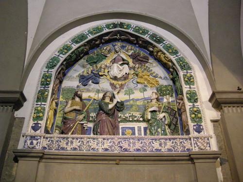 fontis de la basilica de giovanni valdarno