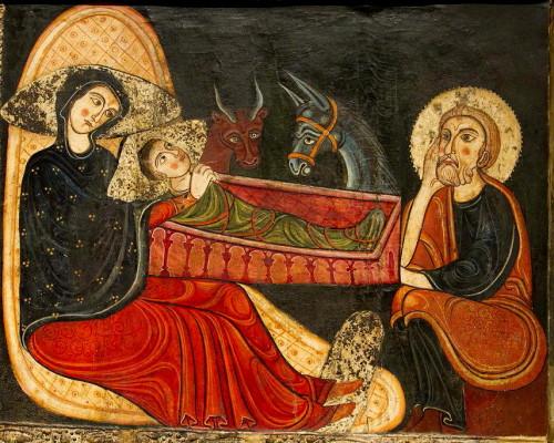 icono del nacimiento